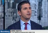 ANALYST: It looks like Bank of America's CFO was fired
