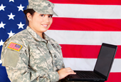 Women Who Served in the Military in High Demand for Job Openings