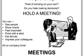 The Secret Sauce for Productive Nonprofit Meetings that No One Talks About