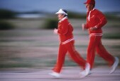 When It Comes to Jogging, Easy Does It, Study Suggests