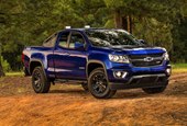 Chevrolet unveils the 2016 Colorado Z71 Trail Boss: a stylish yet sensible off-roader (PHOTOS)