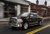 Retractable bed ramps could be coming to Ram pickups
