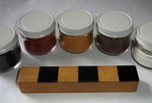 Dry Powdered Pigments for Restoration Work