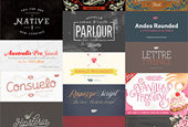 20 All New Best Selling Fonts, Just $29 for Them All!