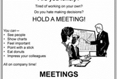Meetings That Work–and Get Work Done!