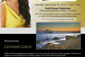 Malibu's Finest Networking Holiday LUNCHEON with Catherine Garces