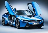 2015's Top Ten Tech Cars: BMW i8
