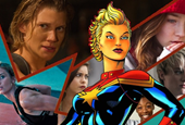 10 Women Who Should Play Captain Marvel