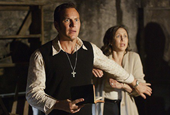 'The Conjuring 2' Set Photos Show Off an English Setting and Patrick Wilson's Mighty Sideburns