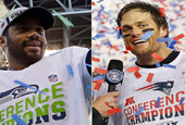 Super Matchup: Seahawks Face Patriots for NFL Championship