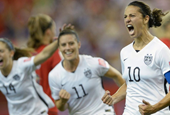 US Beats Germany to Get to Women's World Cup Final