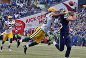 Seahawks Stun Packers 28-22 in OT for NFC Title