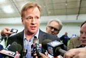 Bravo: Time To Give Roger Goodell Some Credit on Domestic Violence