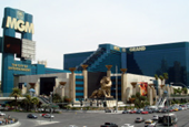 Finding Sports at The MGM Grand