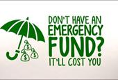 No Emergency Fund? It'll Cost You