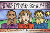 Nine Ways Employers Screw Up Hiring