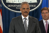 "Watch:  Attorney General Eric Holder on Ferguson Probe: ""At the End of the Day, It's Most Important"