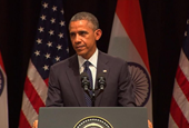 Watch:  7 Hindi Lines Obama Dropped in India