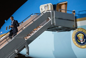 Baby 'AirForceOne' Named in Obama's Honor