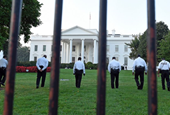 White House Intruder Had Knife, Claims to Be Iraq Vet