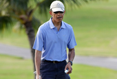 First Weekend In Paradise: Obamas Arrive In Hawaii
