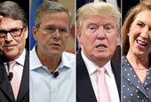 The First GOP Debate: Who's In and Who's Out