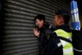 Three arrested at Hong Kong anti-China protest, scuffles with police