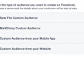 Facebook and Website Custom Audiences: Laser Targeting Your Online Audience