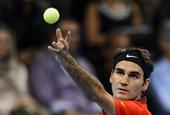 Broken image for Federer shrugs off slow start to reach Basel quarters