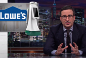 Broken image for John Oliver Hilariously Rips Into Lowe's Human-Sized Robot Shopping Assistants
