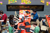 There's A New Way To Land A Job In Tech: The Collegiate 'Hackathon'