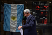 Voting Argentines want big change for their dollars