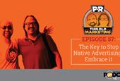 This Week in Content Marketing: The Key to Stop Native Advertising? Embrace It