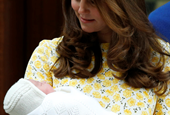 Kate Middleton Makes First Appearance Since Announcing Her Second Pregnancy