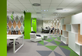 SiteGround office by Funkt, Sofia – Bulgaria