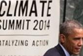 Obama makes impassioned climate plea