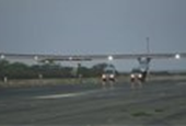 Solar Impulse plane lands in Hawaii