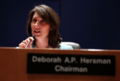 Hersman Announces Resignation from NTSB, New Post with National Safety Council