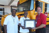 Georgia Transportation Directors Grateful for Environmental Award