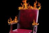 On the hot seat