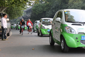 Car-sharing grows in China as an alternative to vehicle ownership