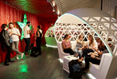 Heineken opens Pop-Up City Lounge at London Design Festival