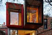 Moor House by Andrew Maynard Architects