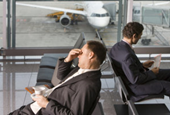 Frequent travel is damaging to health and wellbeing, according to new study