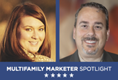 Multifamily Marketer Spotlight: Allison and Kevin, Bell Partners