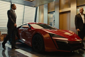 W Motors Lykan Hypersport gets Fast and Furious featurette