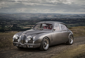 Jaguar design boss Callum reinterprets classic Mark 2 for himself [w/video]
