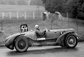 Video: On the trail of the Aston Martin racer who helped change WWII