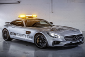 Mercedes-AMG GT pressed into service as DTM safety car