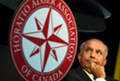 Fairfax Financial Holdings Ltd chief Prem Watsa tells his 'Horatio Alger' story